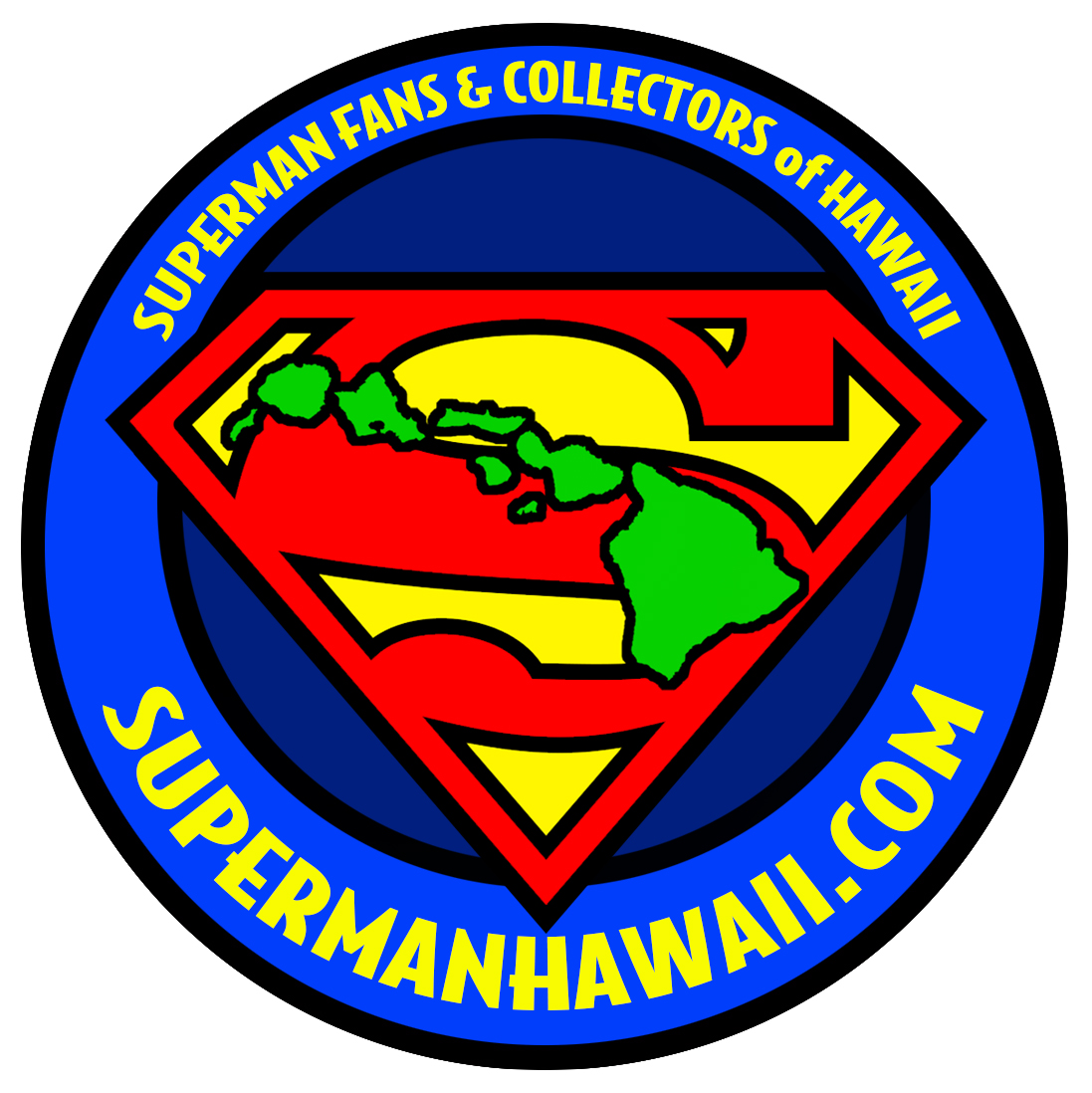 SupermanHawaiiCLUBpatchfull
