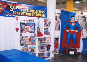 2005 Collectors' Expo booth