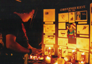 Christopher Reeve Candlelight Vigil in 2004
