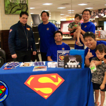 The Superman Fans & Collectors of Hawaii area.