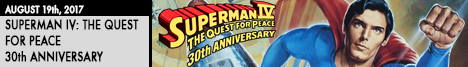 Superman IV 30th Anniversary